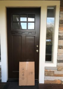 How to avoid holiday package theft in Seattle, WA